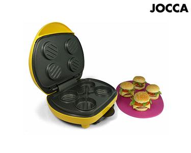 Máquina de Mini Hambúrgueres