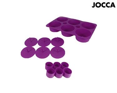 Molde em Silicone p/ Cup Cakes Jocca®
