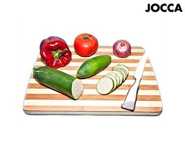 Tábua em Bamboo p/ Cortar Alimentos Jocca®