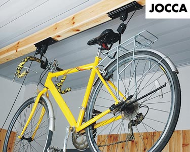 Suporte de Tecto p/ Bicicleta