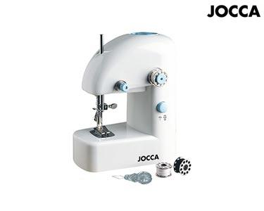 Máquina de Costura Jocca® c/ Acessórios