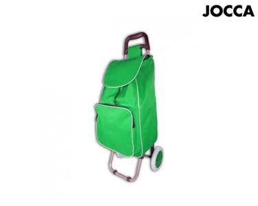 Carrinho de Compras c/ Bolsa Isotérmica | Escolha a Cor