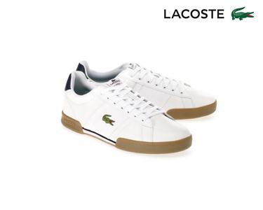 Ténis Lacoste® Deston Homem | Branco