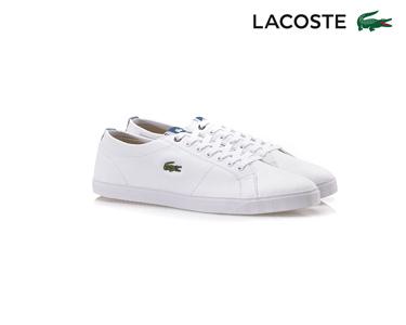 Ténis Lacoste® Marcel Homem | Branco