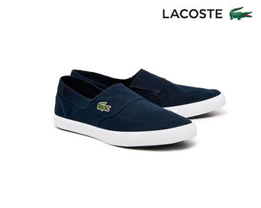 Alpargatas Lacoste® Havasu Homem | Azul