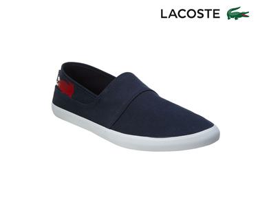 Alpargatas Lacoste® Marice Homem | Azul
