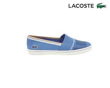 Alpargatas Lacoste® Aimard Homem | Azul