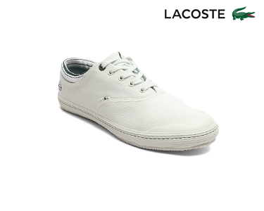 Ténis Lacoste® Manville Homem | Branco