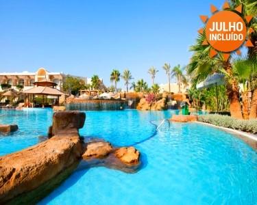 Last Minute! Sharm El Sheikh | Voos + 7 Noites 5* em Tudo Incluído