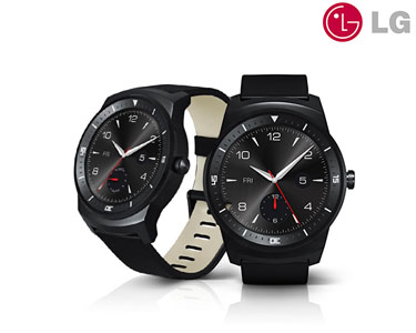 Smartwatch LG® G Watch R | Elegante & Discreto