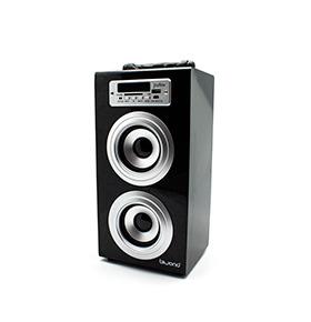 Coluna JoyBox® com Bluetooth | Preto