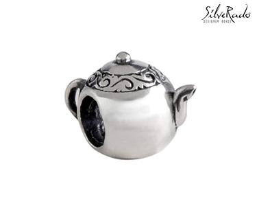 Conta Bule de Chá Silverado® | Prata de Lei