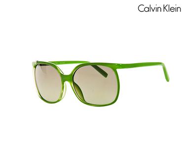 Óculos de Sol Calvin Klein® para Mulher   Verde