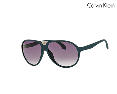 Óculos de Sol Calvin Klein® para Homem | Azul mate