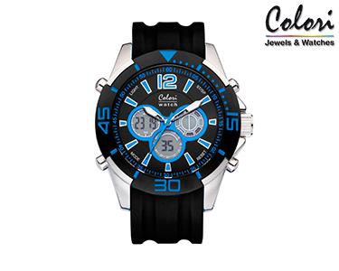 Relógio Colori® Unissexo | 5-CLD016
