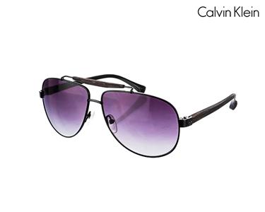 Óculos de Sol Calvin Klein® para Homem | Preto
