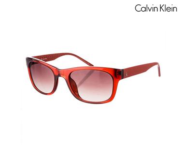 Óculos de Sol Calvin Klein® para Homem | Vermelho