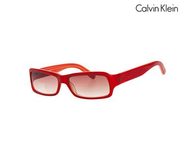 Óculos de Sol Calvin Klein® para Mulher | Vermelho