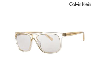 Óculos de Sol Calvin Klein® para Homem | Amarelo