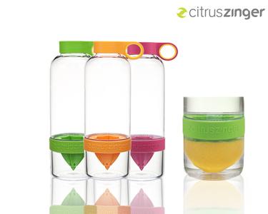 CitrusZinger | Envolve-se na Sua Água