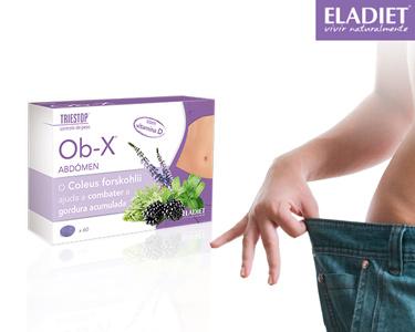 Triestop Ob-X® | Combata a Gordura Abdominal