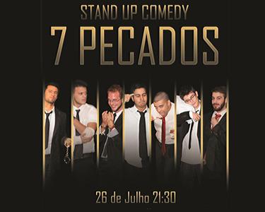 «7 Pecados» | Stand-Up Comedy | Villari-Te | 2 Pessoas