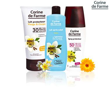 Pack  Protector Solar e After Sun para Peles Sensíveis| Corine de Farme®