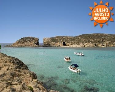 Malta | A Pérola do Mediterrâneo | Voo + 7 Noites Inesquecíveis