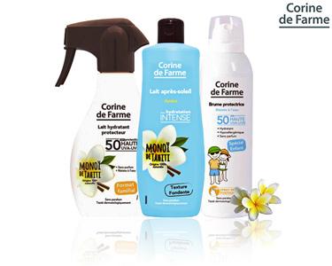 Pack Familiar Protector e After Sun | Corine de Farme®