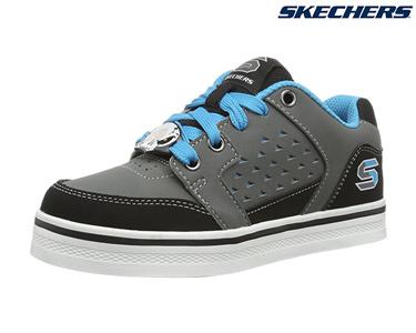 Ténis Skechers® Kickturn Azul | Tamanhos à Escolha