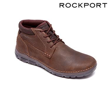 Botas Rockport® ZoneCush | Castanho