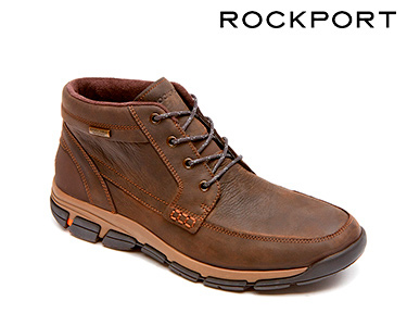 Botas Rockport® RocSports MudGuard | Castanho