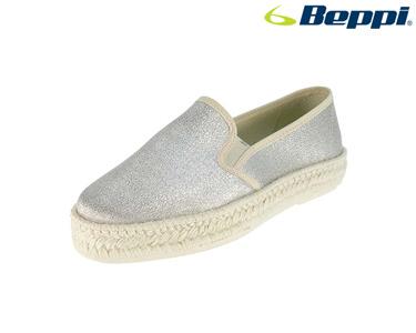 Alpargatas Beppi® | Prateado