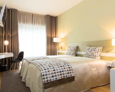 Noite Romântica à Entrada na Serra da Estrela | Alva Valley Hotel