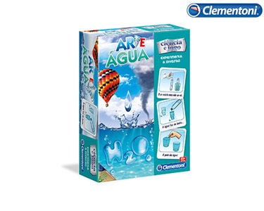 Ar e Água Clementoni® | Brinca e Aprende!