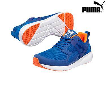Ténis Puma® Aril Azul e Laranja | Homem