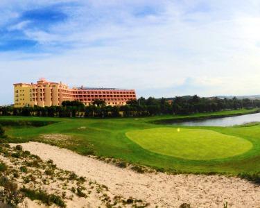 Atlântico Golfe Hotel 4* | Fuga em Peniche - Noite & Jantar c/ SPA