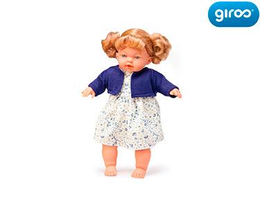 Boneca Bebé | Vestido e Sons!