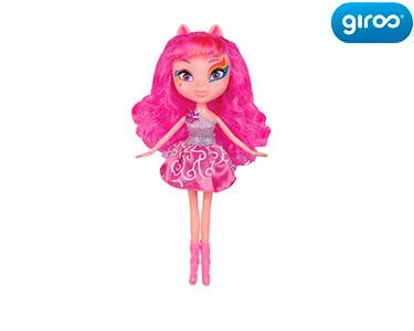Boneca Faye Animágica| Giros