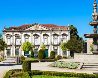 Noite de Romance para Dois no Villa Garden Braga 4*
