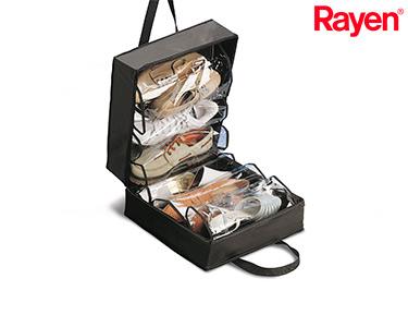 Organizador/Mala p/ Sapatos Rayen®