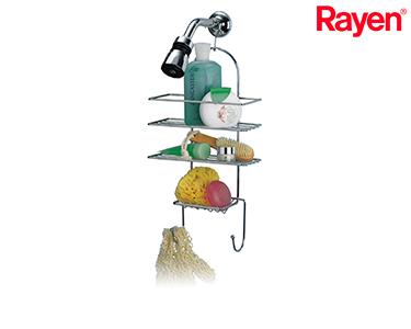 Arrumação p/ Banho Rayen® | Cromado