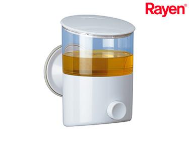 Dispensador de Sabão Rayen® c/ Ventosa | Branco