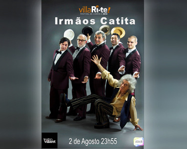 «Irmãos Catita» | Villari-Te | Teatro Villaret