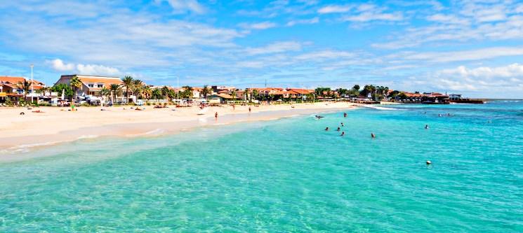 Água Hotels Sal Vila Verde | 5 Noites em T1 | Cabo Verde