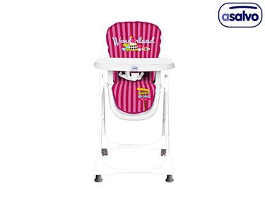 Cadeira Alta Chef Alicia | Asalvo