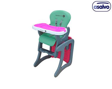 Cadeira Alta Convertível | Asalvo