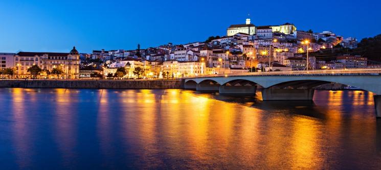 Romance na Cidade das Serenatas! Noite c/ Opção de Jantar no Tivoli Coimbra 4*