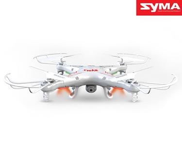 Drone X5C QuadCopter 2.4G c/ Câmara HD | Gira em 6 Sentidos
