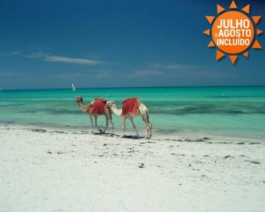 Verão em Djerba | Voos + 7 Noites em TI  - Partida de Lisboa